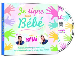 Coffret CD - Je Signe avec Bébé