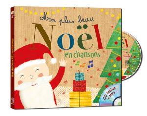 couv Mon plus beau Noël en chansons ok